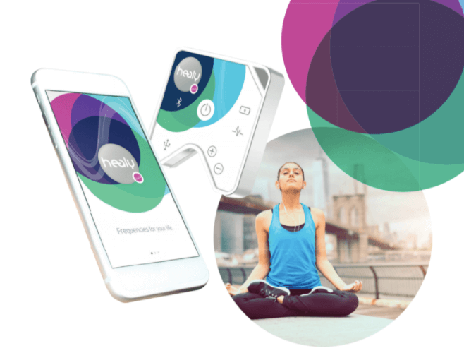 Healy – the innovative vibrational frequency device to harmonise the body