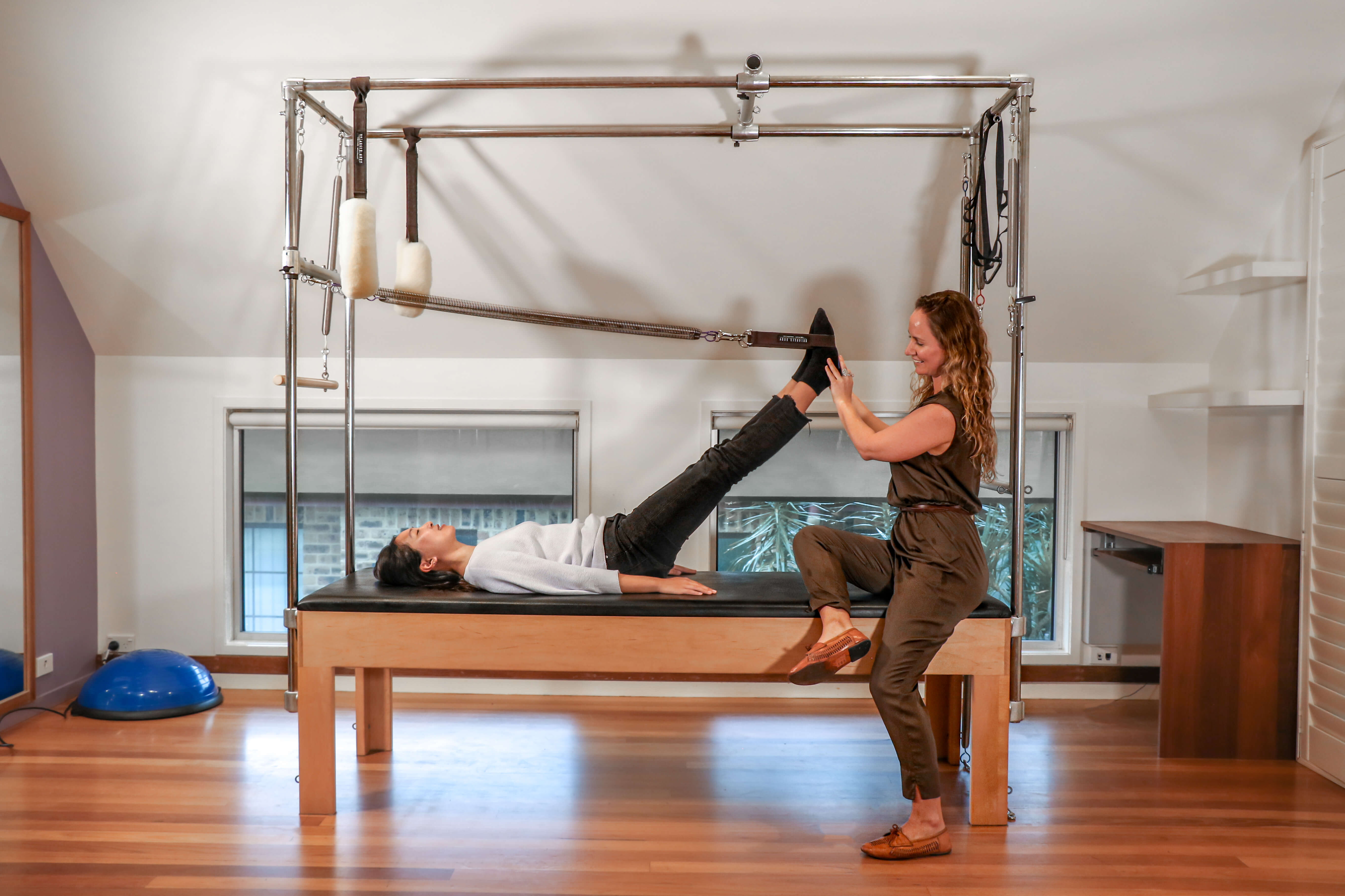 How Reformer Pilates can transform your body in just 4 weeks at Medimove Exercise Physiology Byron bay